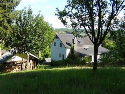 Photo for Perfect family home with 5 bedrooms and panoramic view of the Ardennes-Durbuy