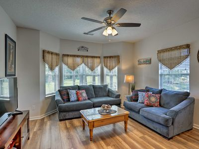 Photo for Myrtle Beach Condo on Legends Golf Course w/ Pool!