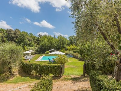 Photo for Bellosguardo estate on the hills of Lucca