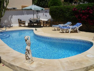 Photo for Garden Apartment with Private Pool, B&B Available