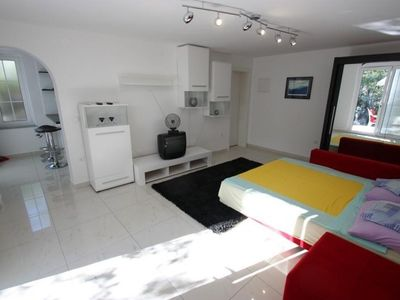 Photo for Holiday apartment Studio directly on the beach