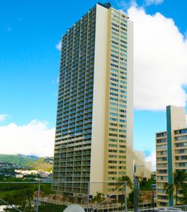 ISLAND COLONY 1-STUDIO IN THE HEART OF WAIKIKI!