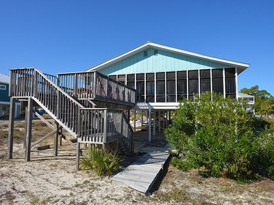 Photo for GULF BREEZE IS A DELIGHTFUL HOME with great views!
