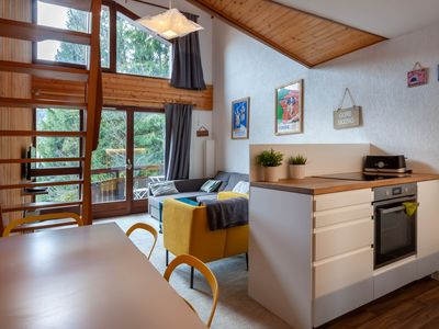 Photo for JOUX 21 - Two Bedroom Apartment, Sleeps 6