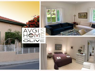 "Photo for ""OLIVE GARDEN APT"" at ""AVGI'S HOME"" -  at the Heart of Old Limassol"