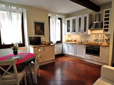 Photo for A Romantic Apartment In The Heart Of Florence near Palazzo Pitti