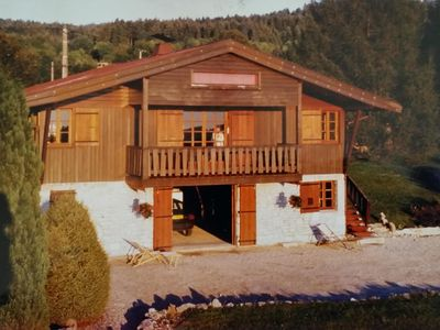 Photo for Large chalet, comfortable, quiet, rest, ideal departure for many hikes