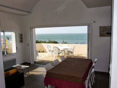 Photo for HOUSE WITH SEA VIEW 180 °, 3 BEDROOMS, renovated light