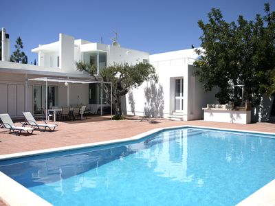 Photo for Catalunya Casas: Villa Ibic for 8 guests, only 3.5km to Ibiza beaches!