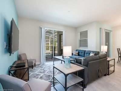 Photo for Family Friendly 4 Bed Pool Townhome in Champions Gate
