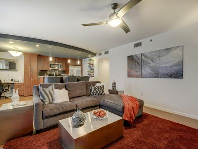 Photo for 2BR Remodeled Austin Condo in E. Cesar Chavez w/ Patio & Pool Access