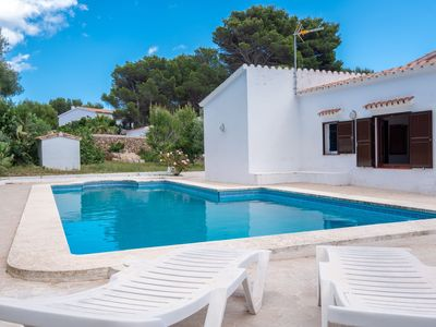 Photo for With large garden and pool - Villa Addaya