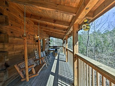 Photo for 'A Honey Cove' Sevierville Cabin w/ Game Room!
