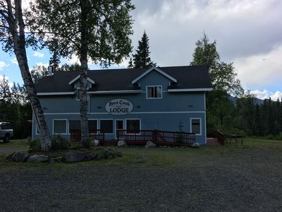 Photo for Byers Creek Lodge and cabins rentals in Denali State Park