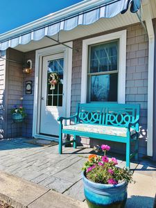 Photo for Enchanted Cottage a mile from the beach in Point Pleasant, NJ.