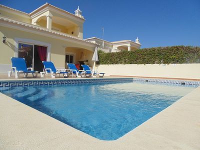 Photo for Casa Do Milagre, 2 Bedroom Villa with Pool in a lovely location, Lagos. 6396/AL