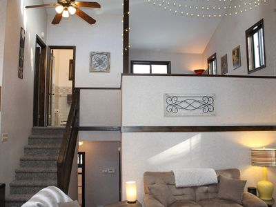 Photo for NEW! Cozy Lake Retreat in the Heart of Split Rock