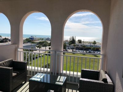 Photo for Luxurious, Family Friendly Condo w/Rooftop Terrace, Hot Tub & Breathtaking Views