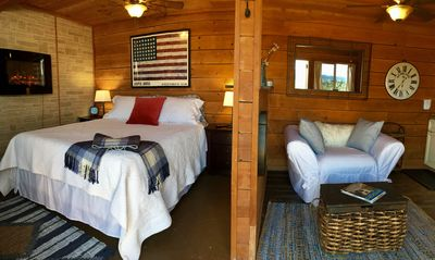 Photo for Welcome to the Woodside Cottage!