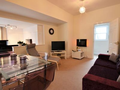 Photo for Apartment on the third floor with a view of the River Dart