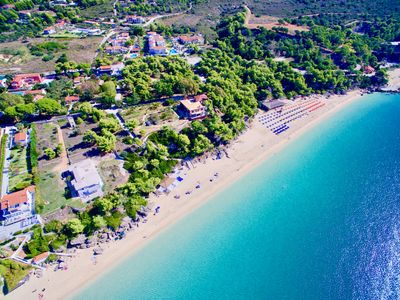 Photo for MARILIA VILLAS MAKRIS GIALOS BEACH