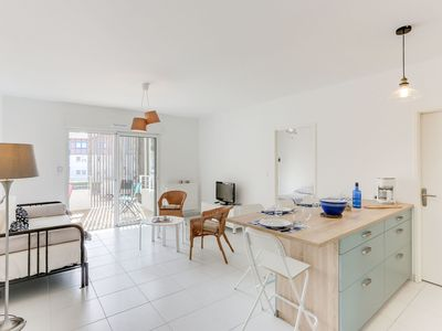 Photo for Cosy apartment for 5 people with WIFI, TV and parking
