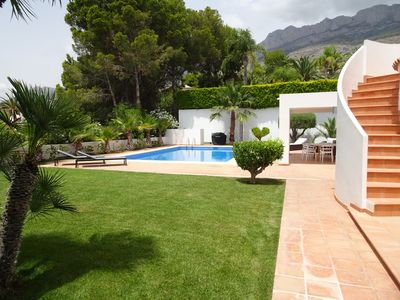 Photo for Villa del Maestro is a luxury villa in a quiet residence close to the golf
