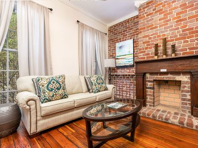 Photo for 5BR with Free Parking, Courtyard, Pet Friendly