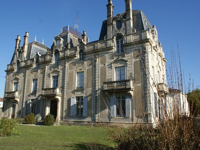 Photo for Château Saint Vincent Bazas in South Gironde, near Sauternes and the Landes.