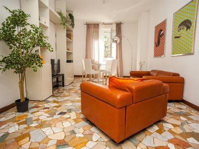 Photo for Vintage apartment near Loreto and Central Station