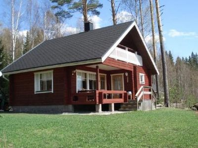 Photo for Vacation home Pinea in Forssa - 5 persons, 1 bedrooms