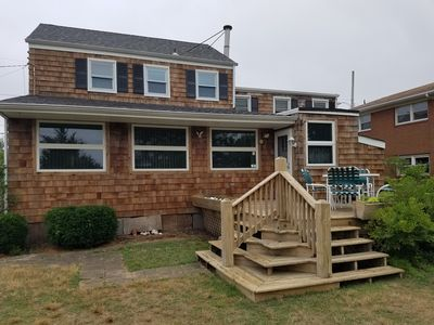 Photo for Excellent location  in quiet Seaside Park, walk to the beach/bay +more