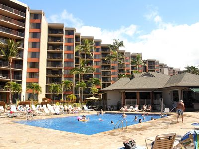 Photo for Kaanapali Shores - 1BR/1BA Garden View - **NO CLEANING FEES**
