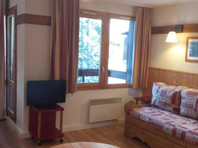 Photo for Apartment Plagne 1800, 1 bedroom, 5 persons