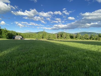 Photo for Catskills Newly built Country Estate /14.3 acres / KING BED