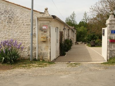 Photo for 2BR Farmhouse Vacation Rental in Grandjean, Nouvelle-Aquitaine