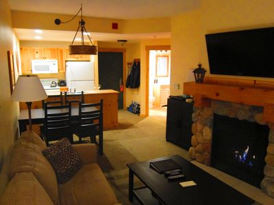 Photo for Copper Mountain - Center Village Condo With Spectacular View