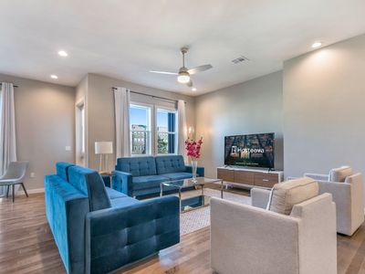Photo for Modern 4BR Townhouse in Bienville Villas