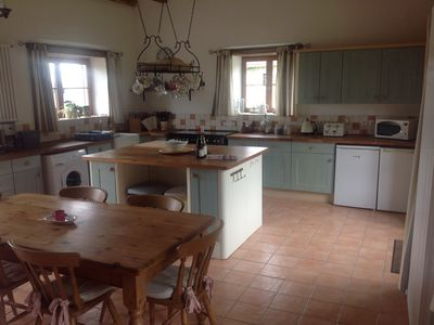 Photo for Beautiful Renovated Barn Dated 1806 In Beautiful French Countryside