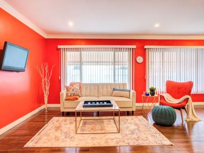 Photo for Apartment Curson 2 BD #5  in West Hollywood, California - 5 persons, 2 bedrooms