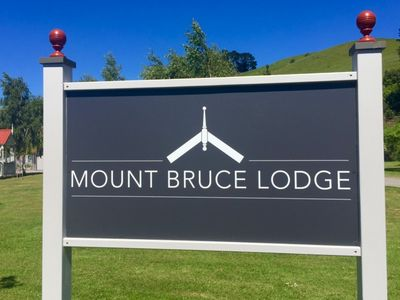 Photo for Mount Bruce Lodge, nestled in the Wairarapa