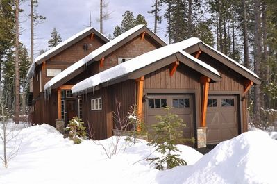 Suncadia Trail - All Seasons Vacation Rentals - Suncadia Trail at the end of February!  Fun in the snow!!