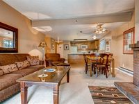 Cozy, but spacious condo, one block from PC Resort