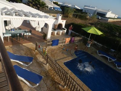 Photo for RACÓ BLAU, individual villa with pool, 3 minutes walk to various coves