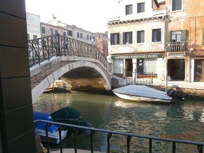 Photo for Apartment 355 m from the center of Venice with Internet, Air conditioning, Washing machine (505910)