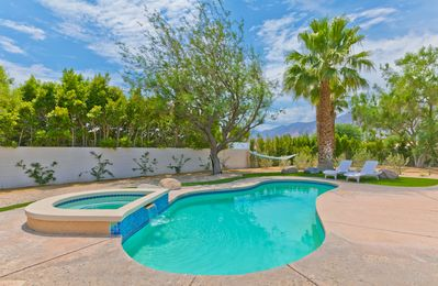 Photo for XL PRIVATE YARD more than half an acre with private Pool & Spa. Great location!