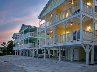 Photo for Brand New (Built in 2018), 3 Bedroom & 3 Full Bath, Steps to Beach & Ocean Views