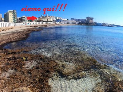 Photo for ★Gallipoli★ sea and holiday★Puglia pet friendly