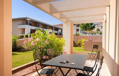 Photo for Residence Les Parasols d'Argens *** - 2 Room Cabin 6 People