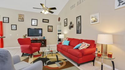 Photo for NOV LAST DEAL $99 by night /The Artist's House/SOUTH FACING/10MN FROM DISNEY